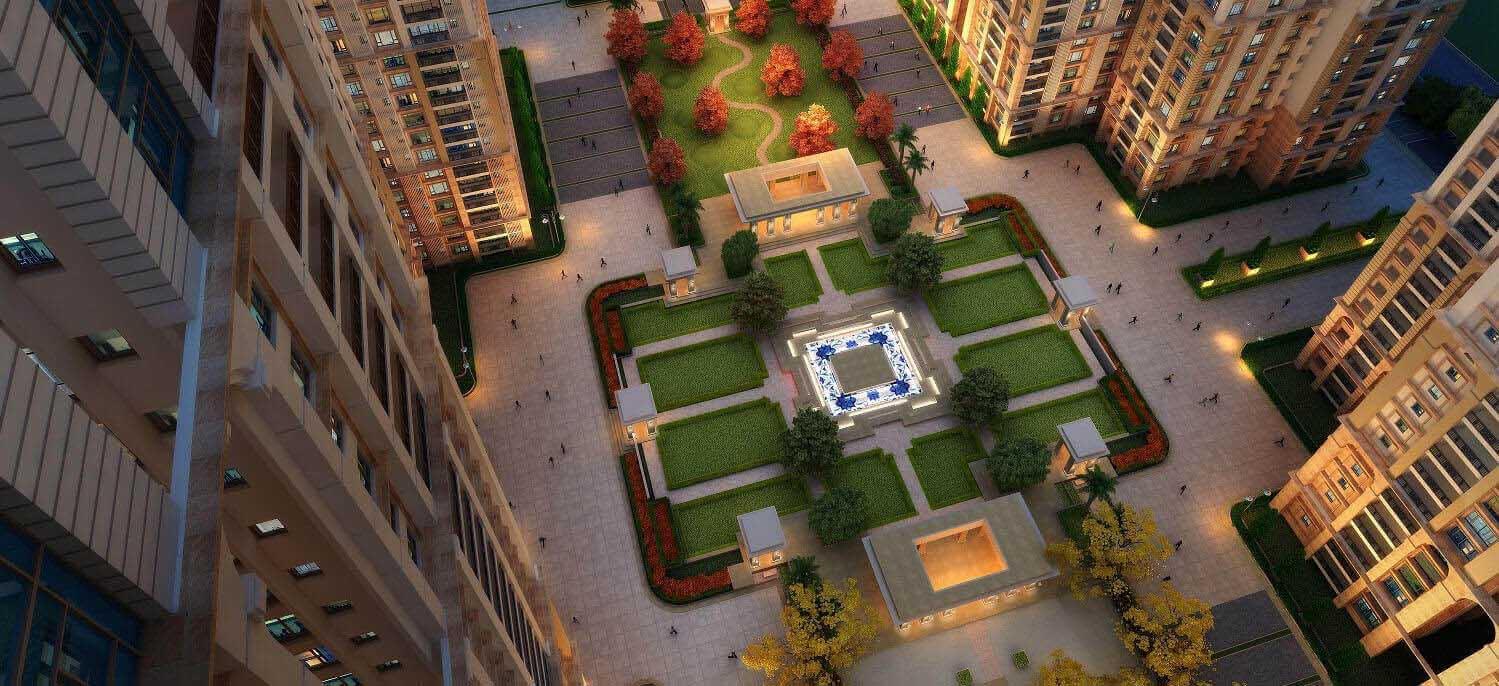 My Home Bhooja Hi Tech City Hyderabad 8739