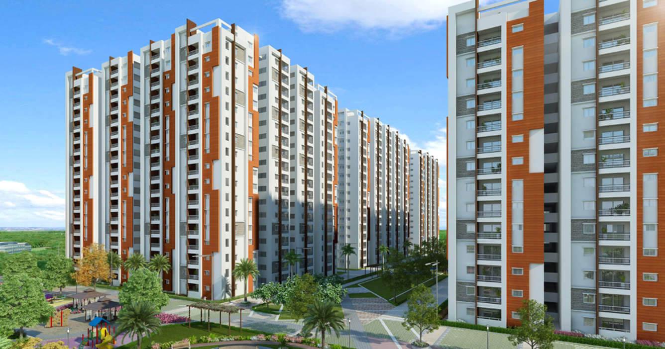 My Home Vihanga Gachibowli Hyderabad 8741