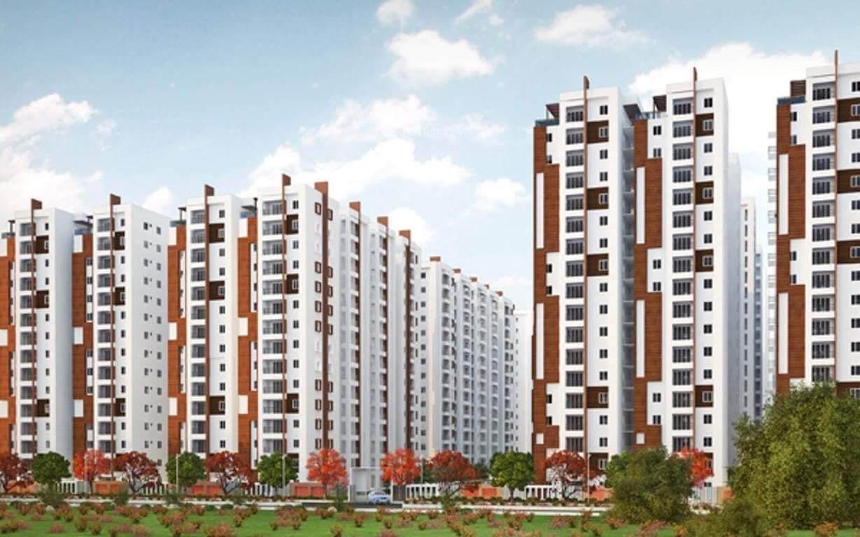 My Home Vihanga Gachibowli Hyderabad 8745