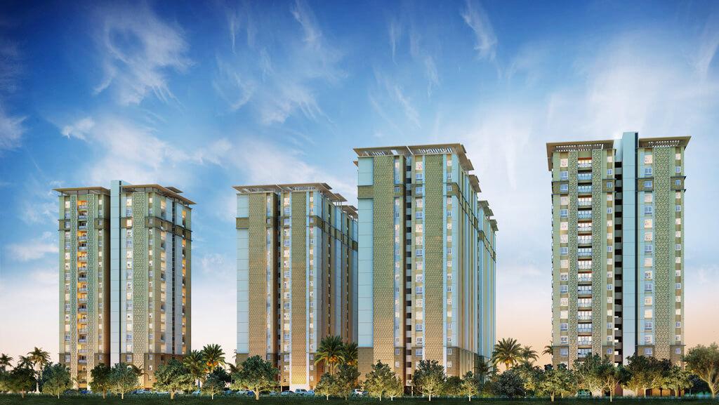 Pacifica Hillcrest Gachibowli Hyderabad 8761