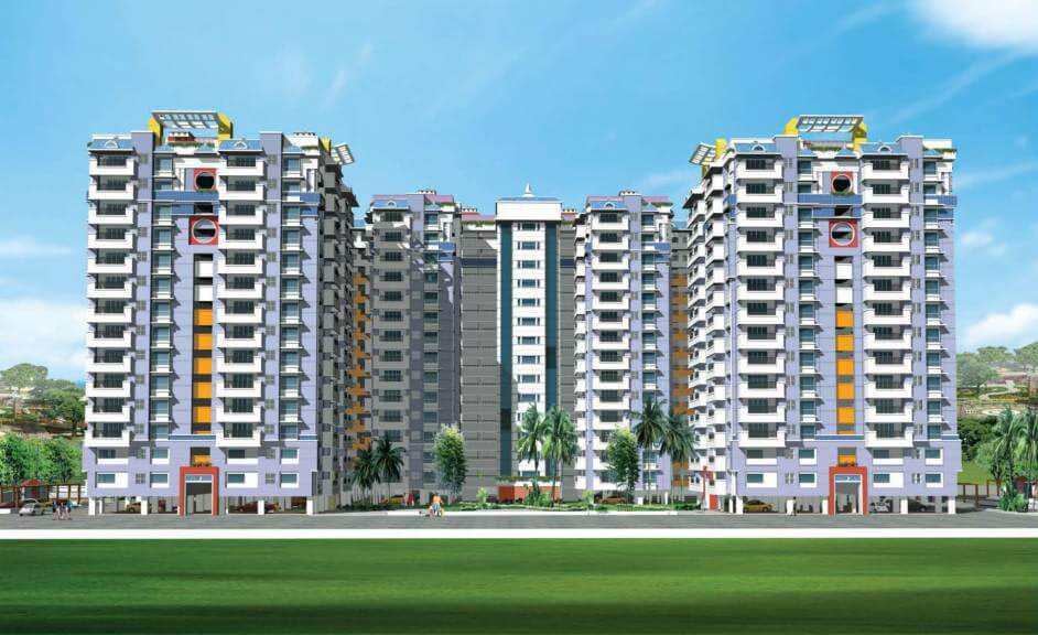 Sri Sairam Towers Hafiz Pet Hyderabad 8780
