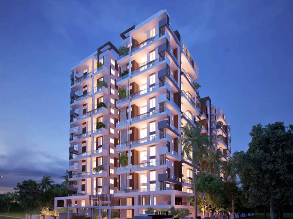 Vamsiram Jyothi Cosmos Hi Tech City Hyderabad 8806