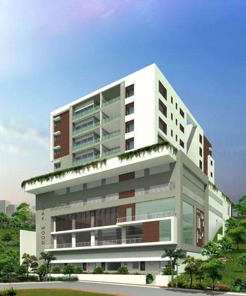 Sri Sreenivasa Oak Wood Jubilee Hills Hyderabad 8819