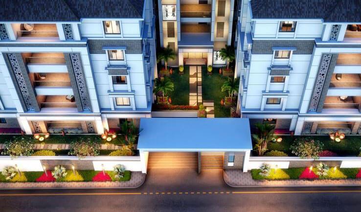 Vamsiram Jyothi Nest Banjara Hills Hyderabad 8825