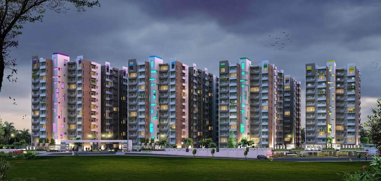 Vertex Panache Gachibowli Hyderabad 8842