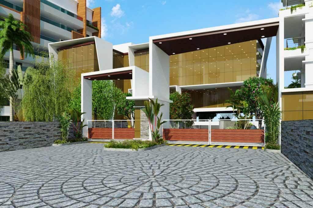SVC Treewalk Kondapur Hyderabad 8865
