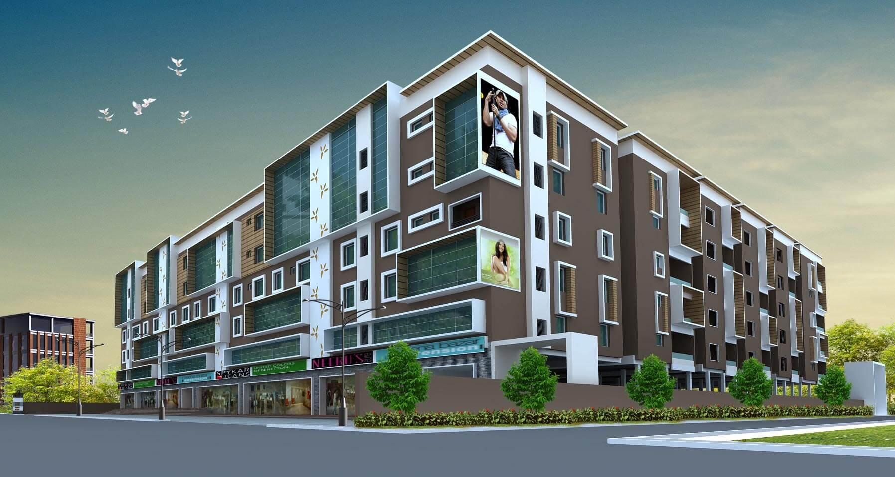 SVSS Nivas Sanath Nagar Hyderabad 8873