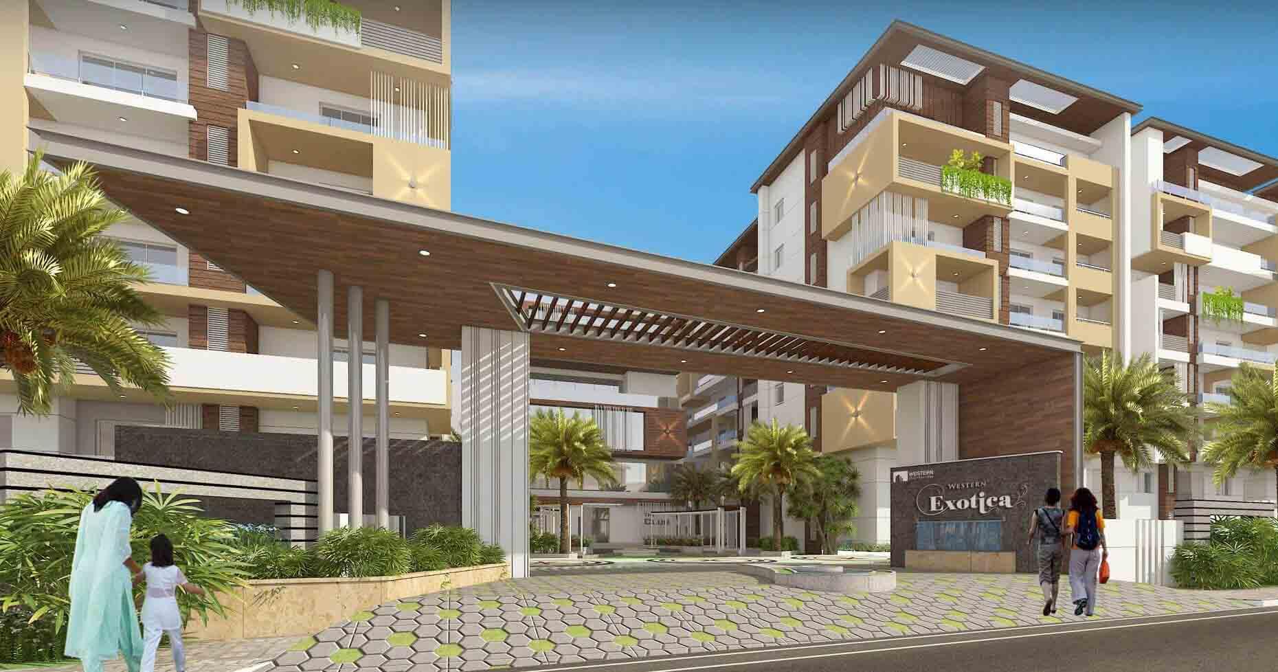 Western Exotica Kondapur Hyderabad 8885