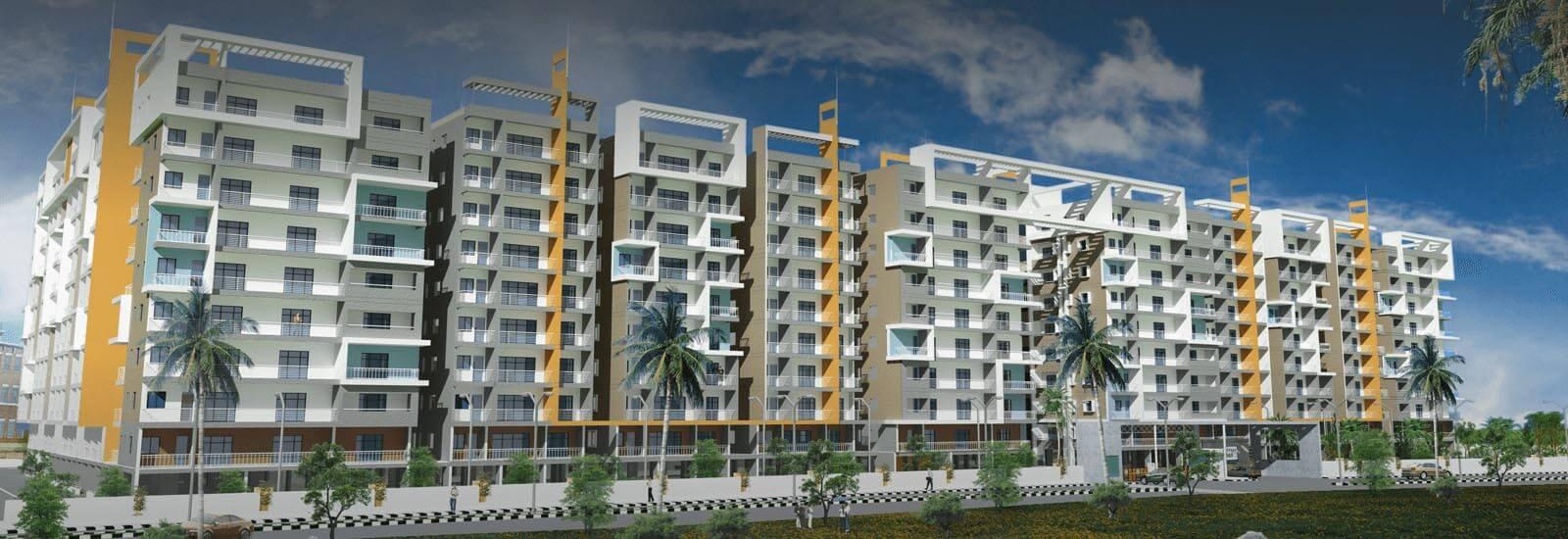 Western Plaza Manikonda Hyderabad 8887