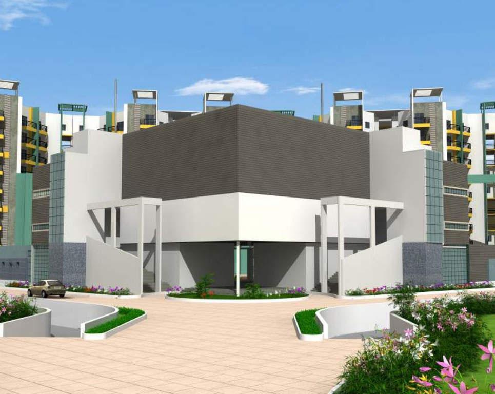 Prajay Windsor Park Ghatkesar Hyderabad 8904