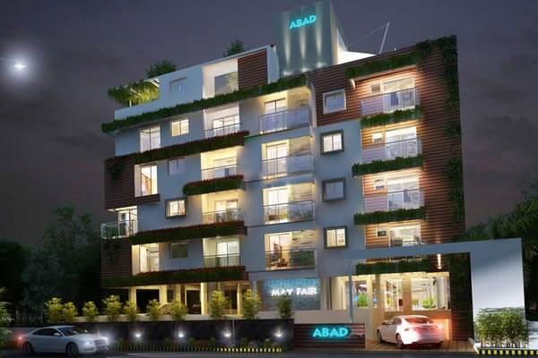 ABAD Mayfair Warriyam Road Kochi 8937