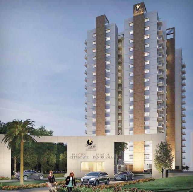 Prestige Cityscape Kundannoor Kochi 8980