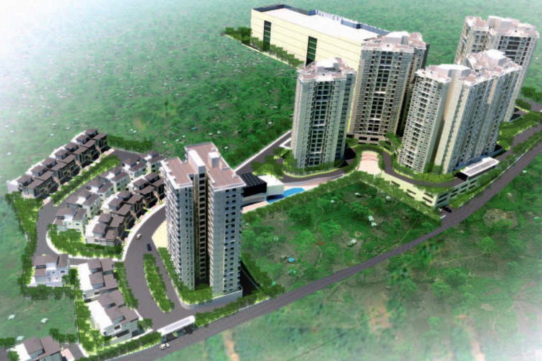 Prestige Hillside Gateway Kakkanad Kochi 8992