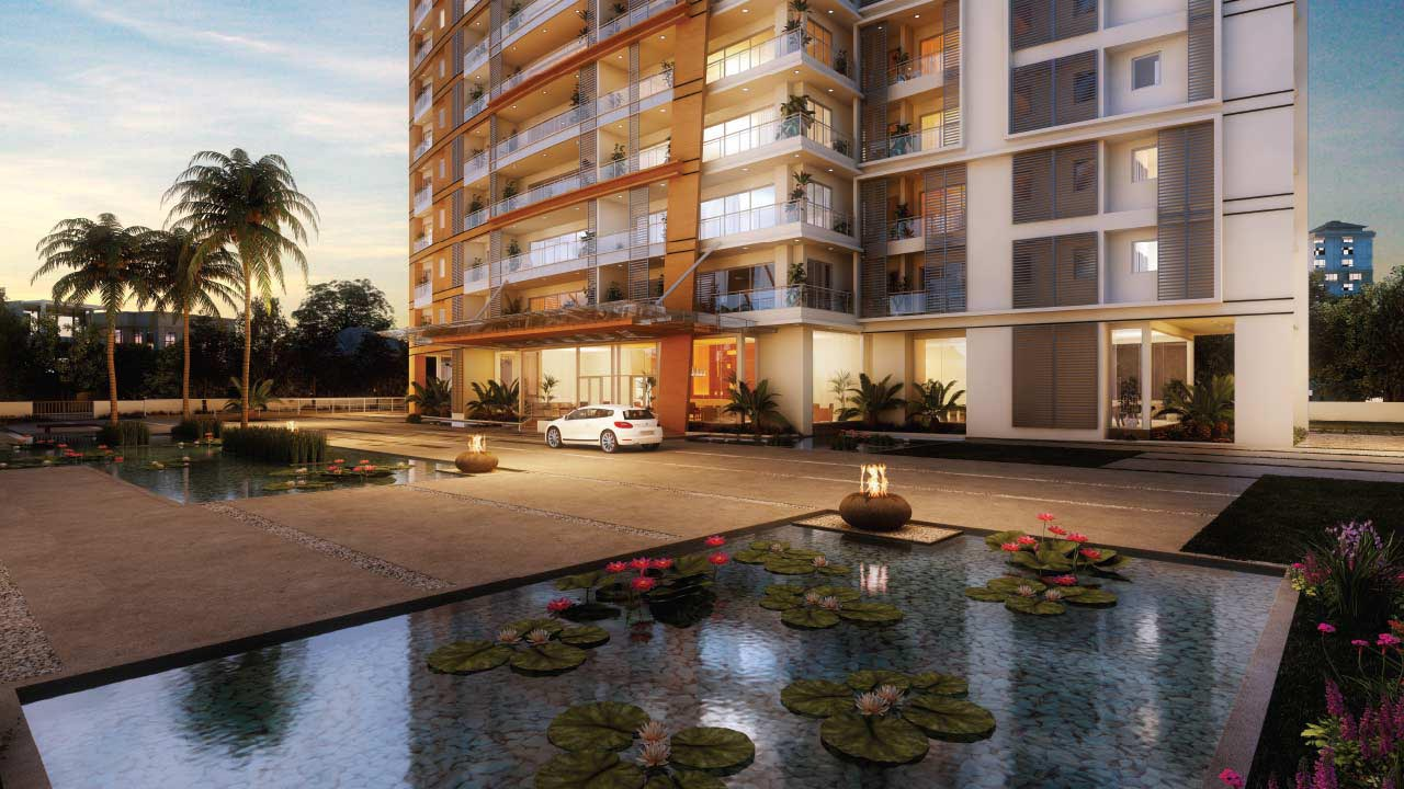 Skyline The Legend Sky Mansions Kaloor Kochi 9155