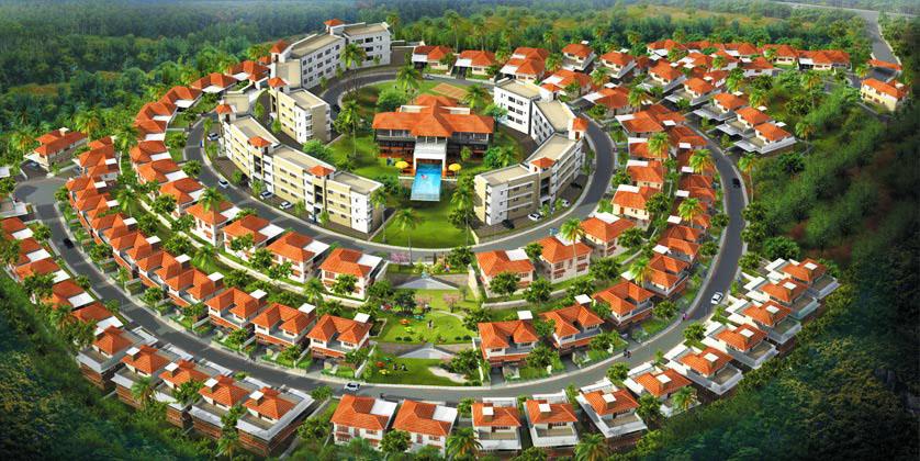 Malabar Green County Villa Peruvayal Kozhikode 9215