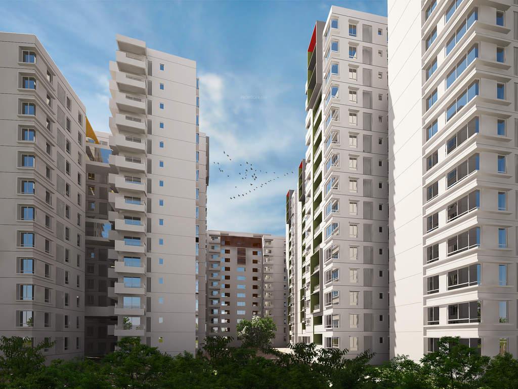 Ramky One Kosmos Gachibowli Hyderabad 9348