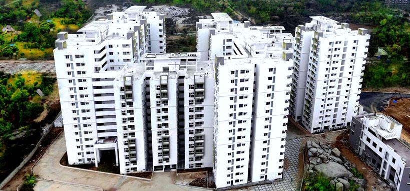 Ramky One Kosmos Gachibowli Hyderabad 9349