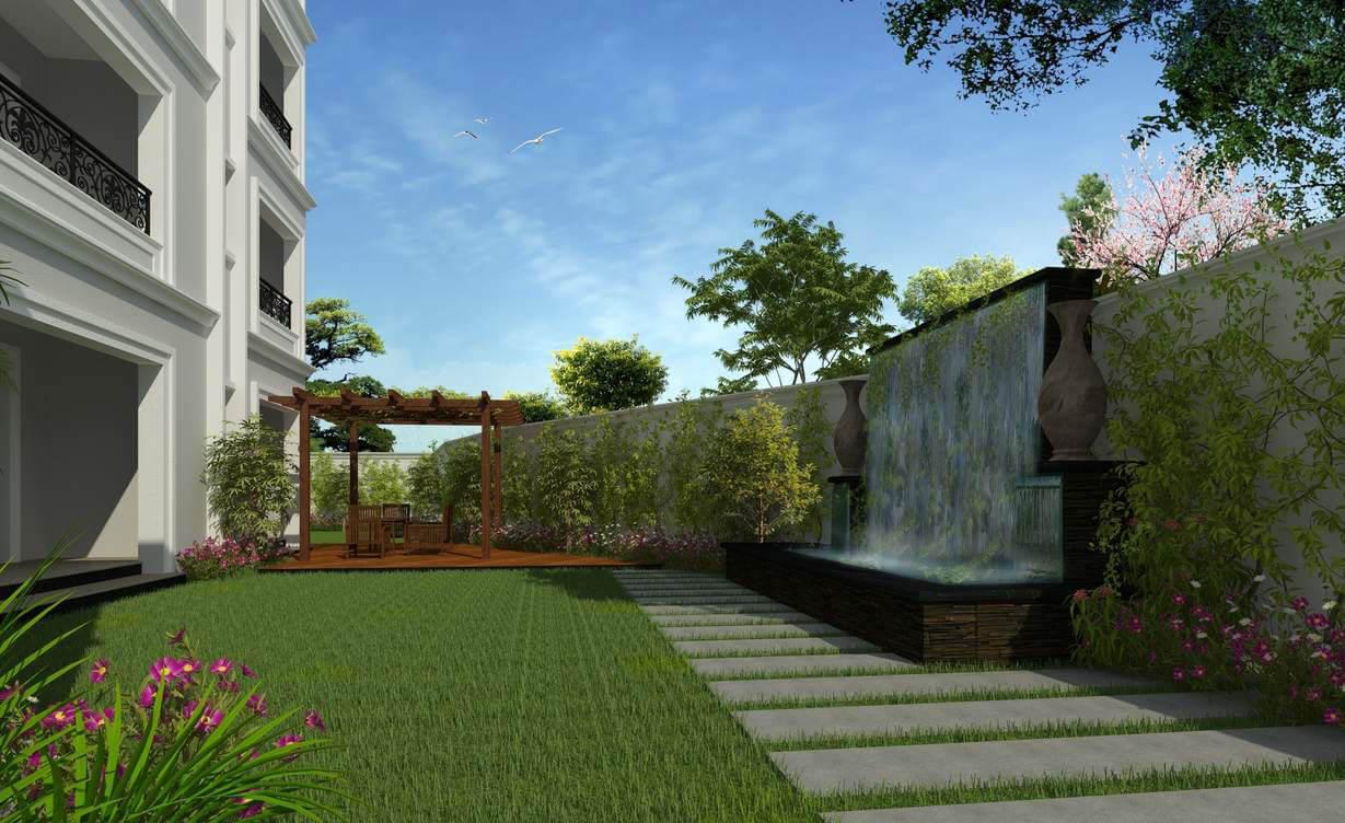 Ashed regency residences exterior 1