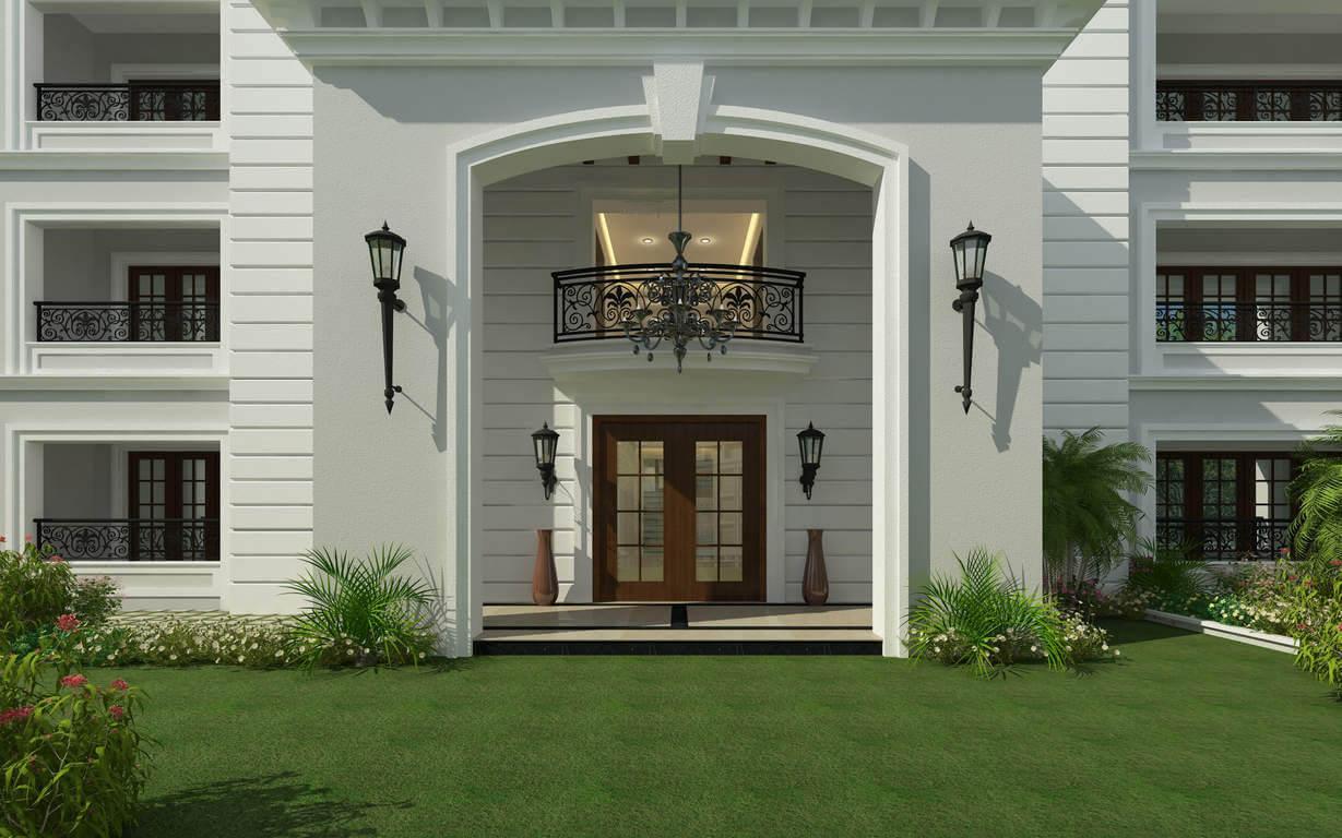Ashed Regency Residences Rest House Road Bangalore 9382