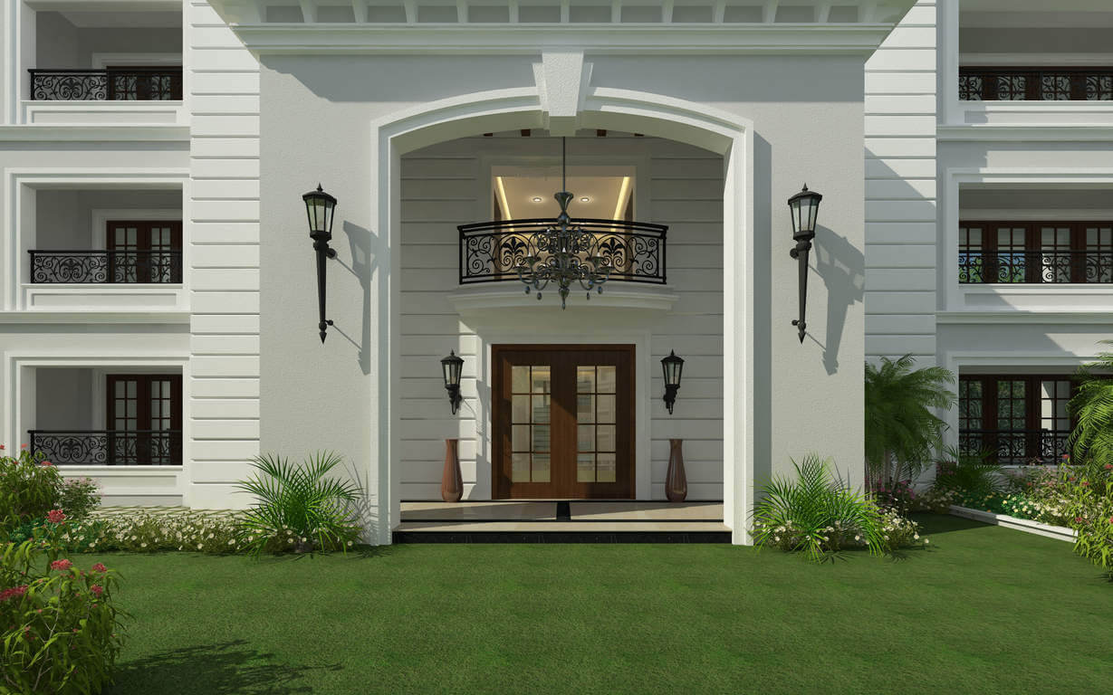 Ashed regency residences exterior 2