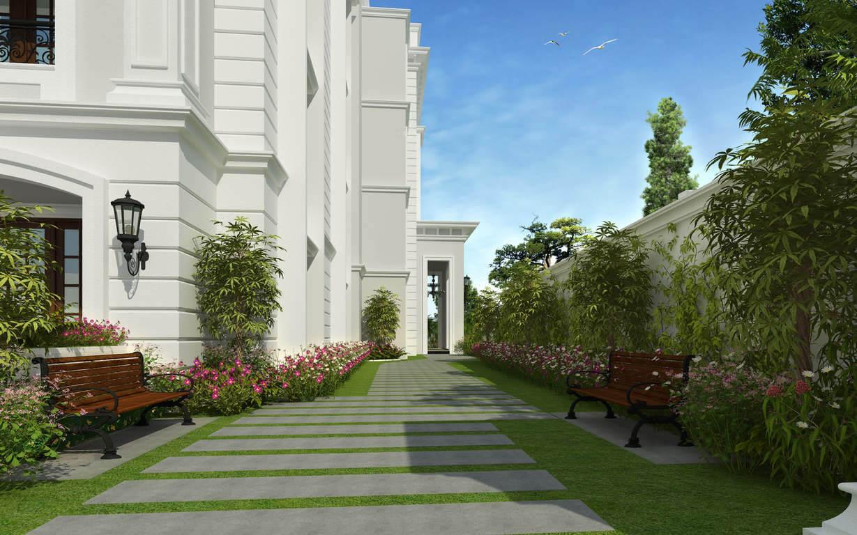 Ashed regency residences exterior 3