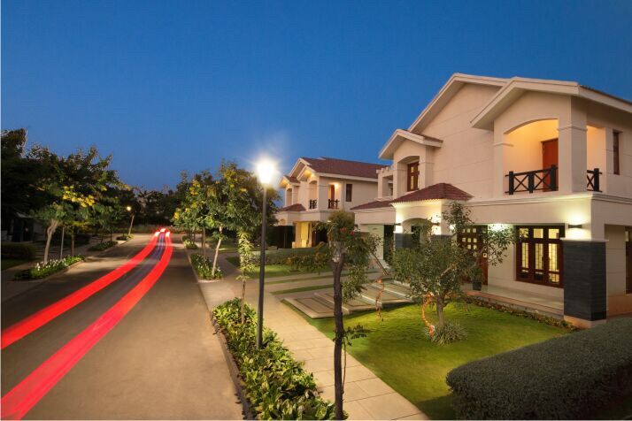 Nambiar Bellezea Villa Sarjapur Road Bangalore 9399