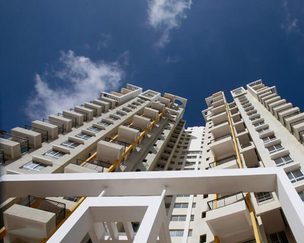 Purva sky condos series 1 exterior