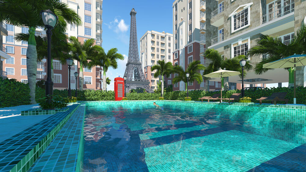 Jain Group Dream World City Joka Kolkata 9829