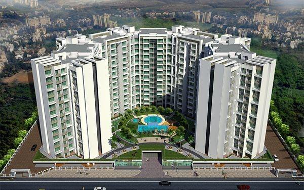 Bhoomi Gardenia Roadpali  Mumbai 9832