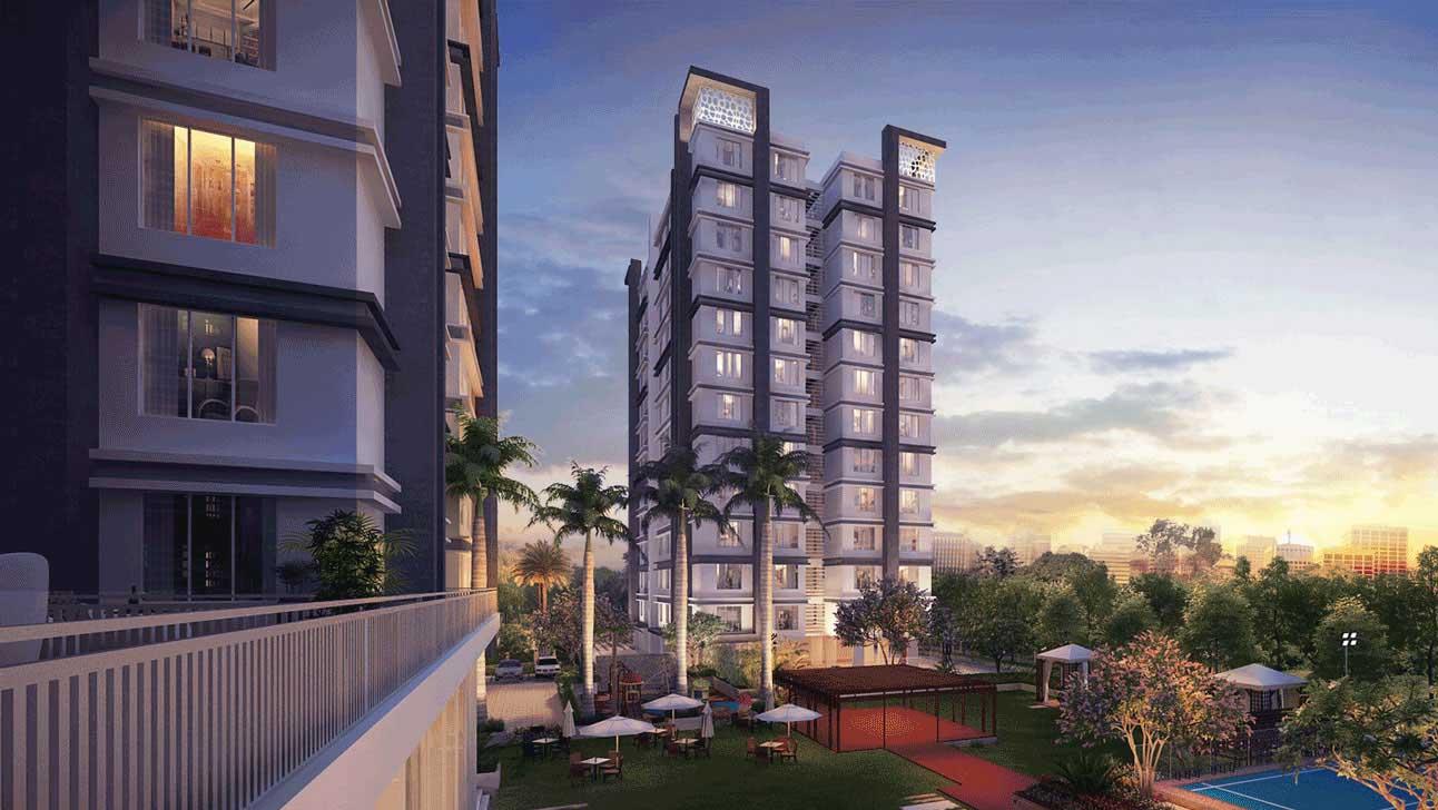 Amit Realty Ecos New Town Kolkata 9841