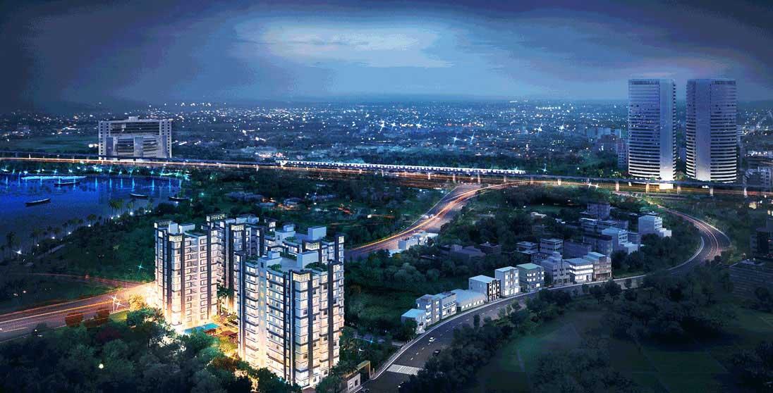 Amit Realty Ecos New Town Kolkata 9842
