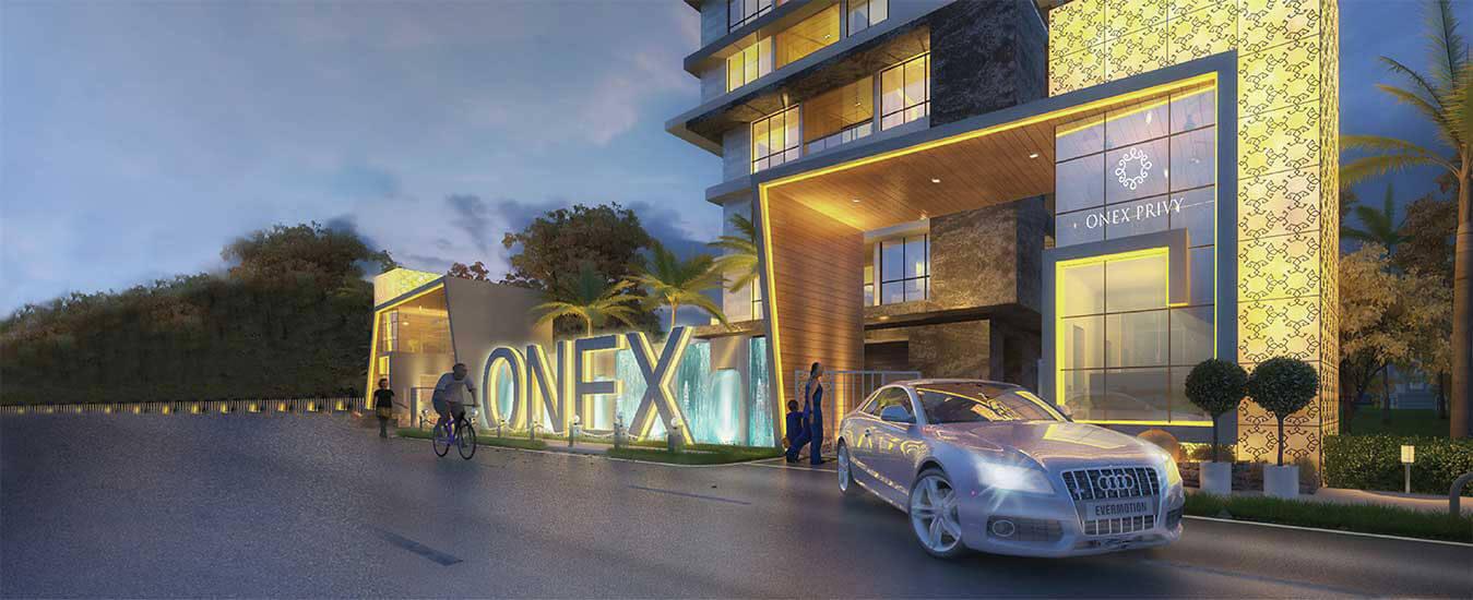 Onex Realty Privy Tollygunge Kolkata 9857
