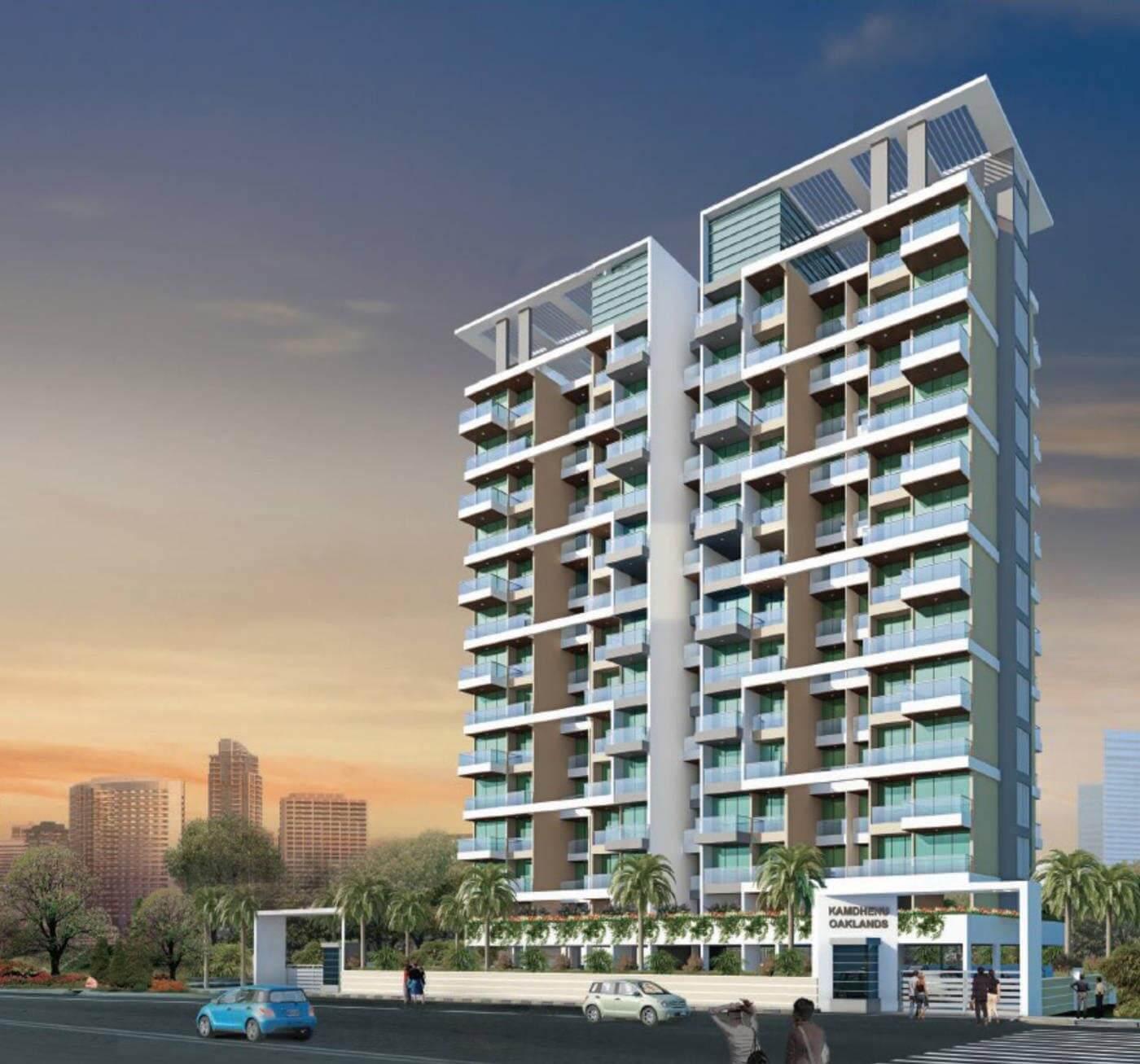 Kamdhenu Oaklands Ulwe Mumbai 9876