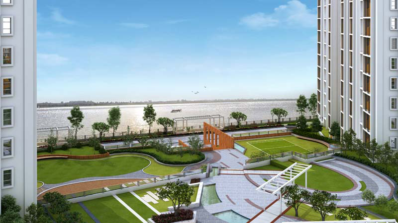 Hiland Ganges Cossipore Kolkata 9923