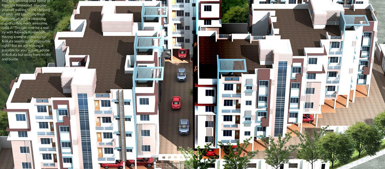 Rajwada Rosewood E.M Bypass Kolkata 9935