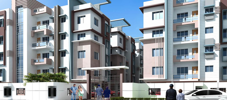 Rajwada Rosewood E.M Bypass Kolkata 9936