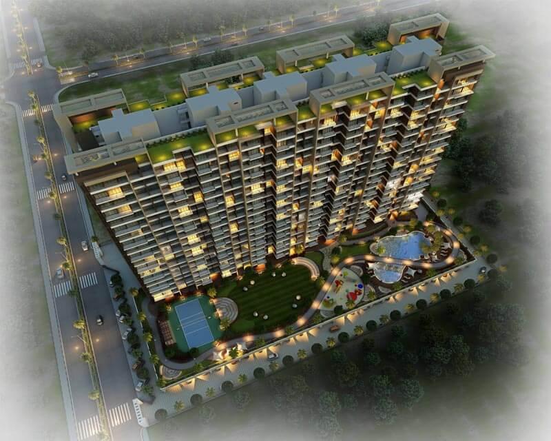 Prajapati Magnum Dronagiri Mumbai 9950