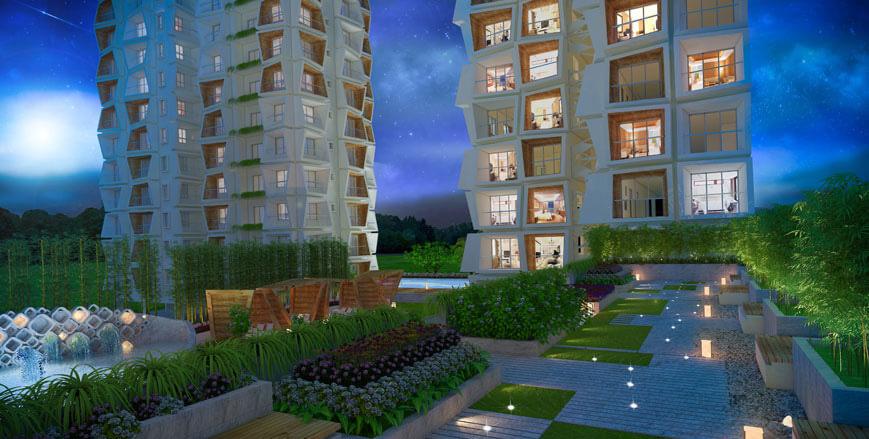 Realtech Nirman Hijibiji New Town Kolkata 9963