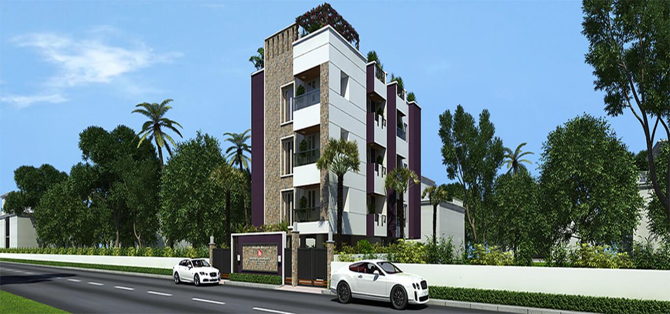 India Anand Nivas Anna Nagar Chennai banner
