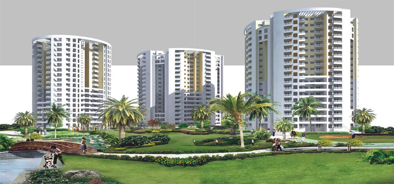 Jains Inseli park OMR Chennai banner