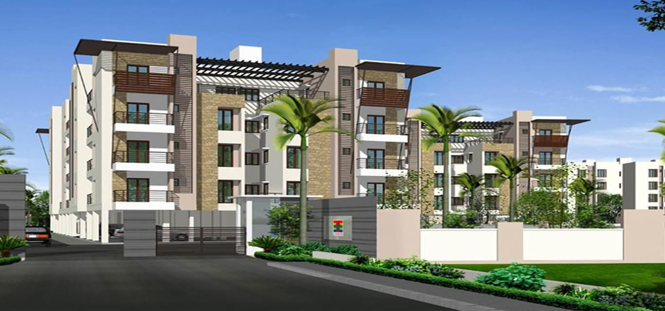 Jains Pebble Brook Phase II Thoraipakkam Chennai banner