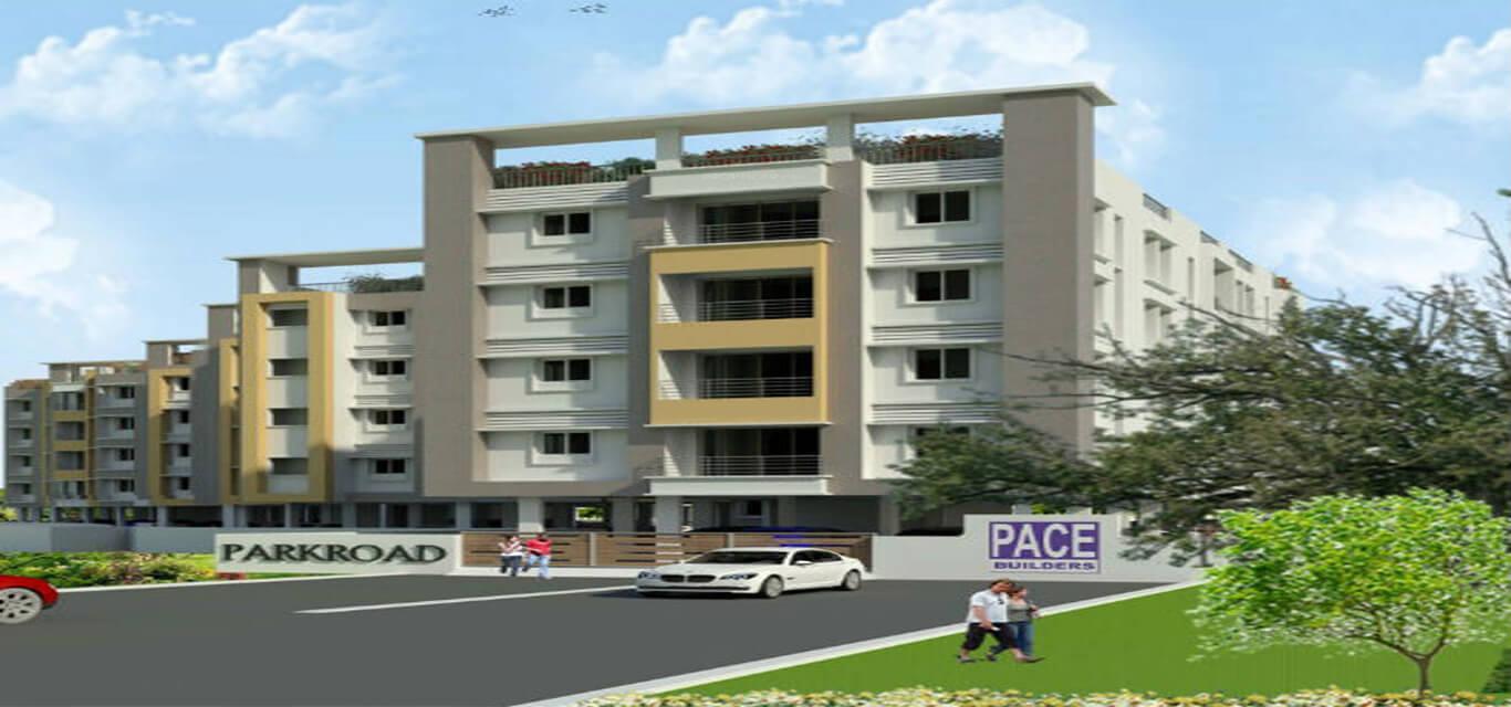 Pace Park Lane Anna Nagar West Chennai banner