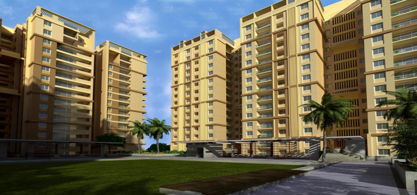 Pacifica Aurum Happiness Towers OMR Chennai banner