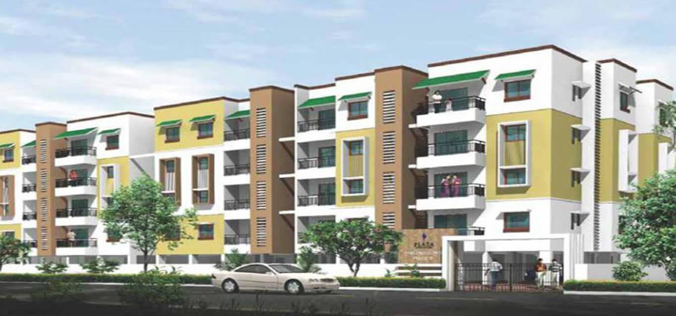 Plaza Pristine Acres Phase II Perumbakkam Chennai banner
