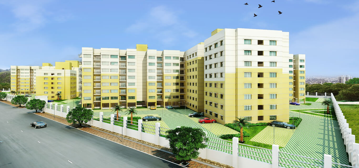 Mahindra Lifespaces Nova Mahindra World City Chennai banner