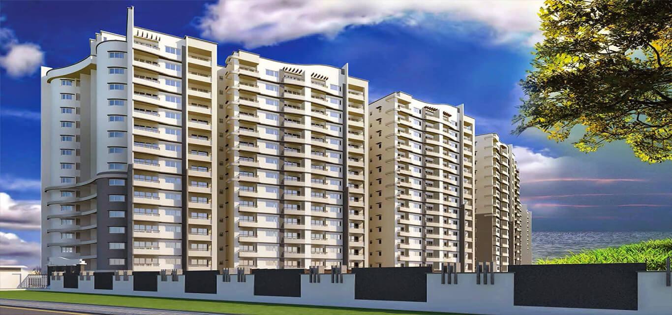 Purva Skycondos Series I OMR Chennai banner