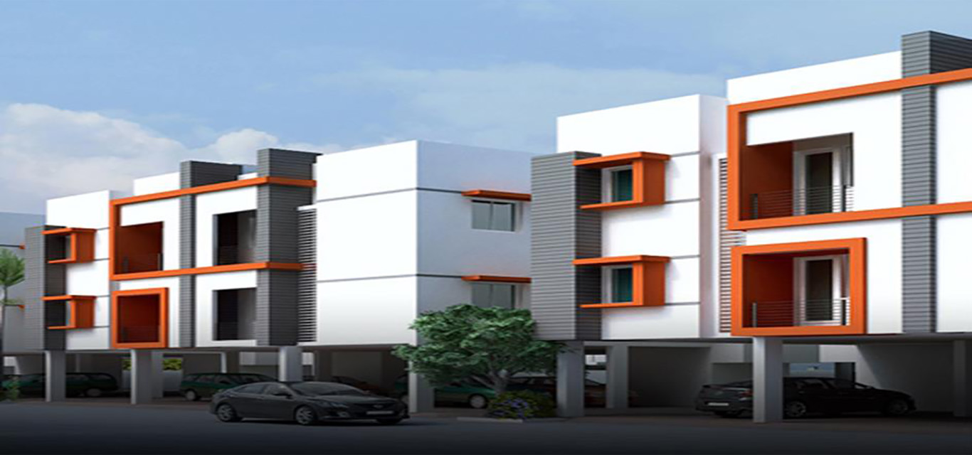 Ruby Homes Selaiyur Chennai banner
