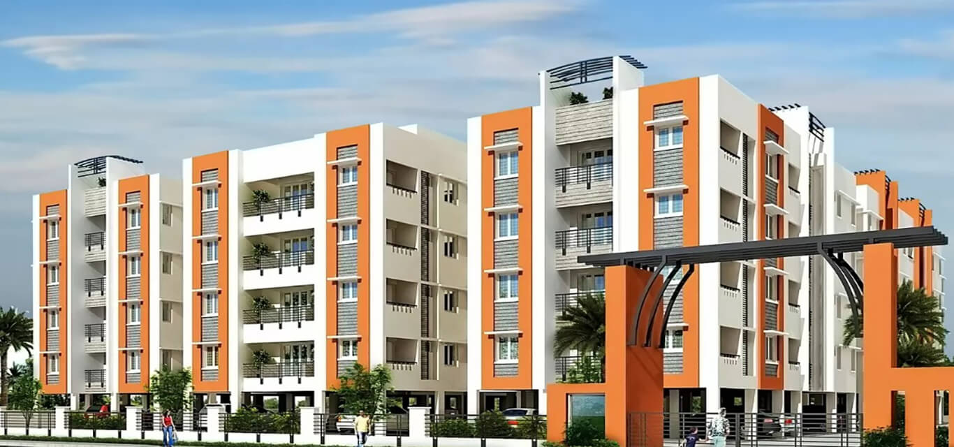 SSPDL Mayfair Apartments Thalambur Chennai banner