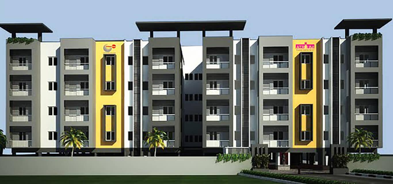 Urban Trees Atrium Perungudi Chennai banner