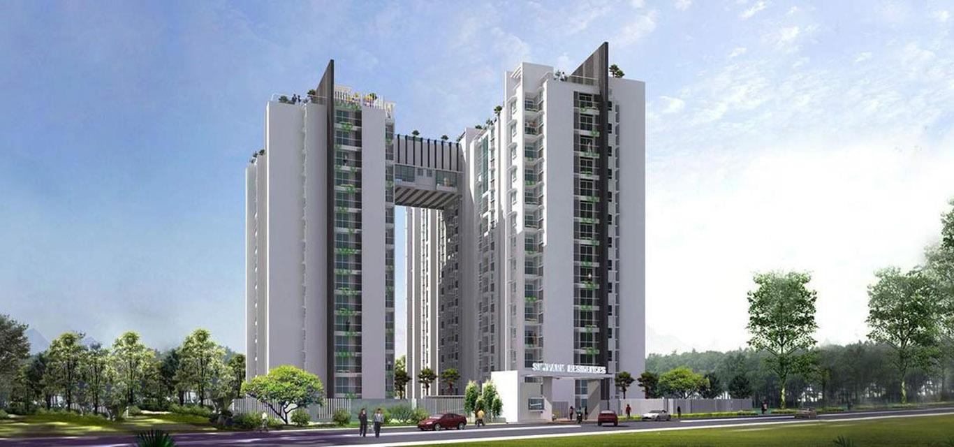 Vishwakarma sky park residences banner